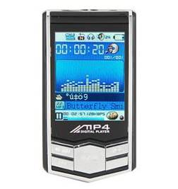 "MP3 плеер 4gb - digital music player 1.8"" + FM - фото 1"