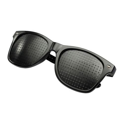 Очки для улучшения зрения с дырочками инструкция.
