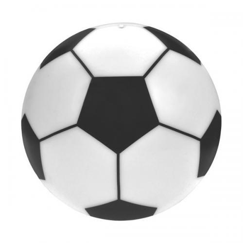 Настенный 3D светильник футбольный мяч (3D ночник футбол) - фото 1