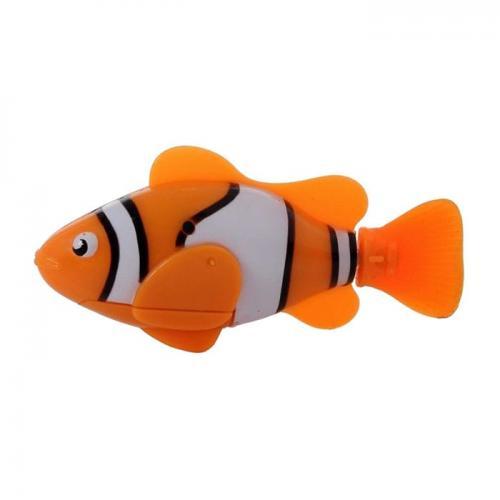 a4184978697038 Электронная рыбка-робот для аквариума на батарейках (роборыбка) - фото 1