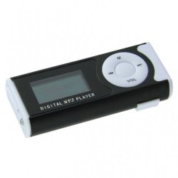 "Digital mp3 player LCD 1"" для карт MicroSD"