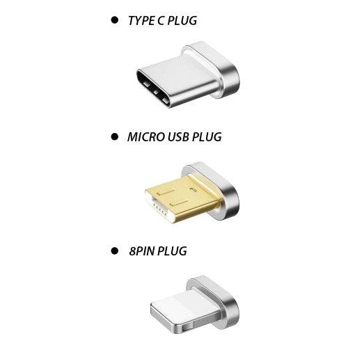 Магнитный коннектор для зарядки телефона, планшета (1 шт) - фото 2