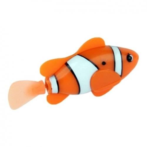 327c6078f60fa6 Электронная рыбка-робот для аквариума на батарейках (роборыбка) - фото 2
